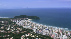 Riviera De Sao Lourenco Stock Footage