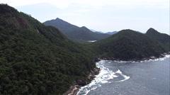 Presidio De Ilha Grande Stock Footage