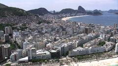 Forte De Copacabana Stock Footage