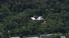 Rio De Janeiro Botanical Garden Stock Footage