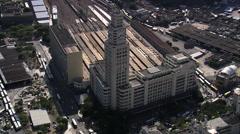 Palacio Itamaraty Stock Footage