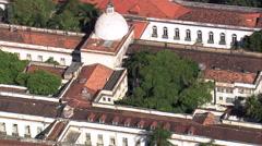 Santa Casa De Misericordia Stock Footage