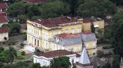Palacio Rio Negro - stock footage