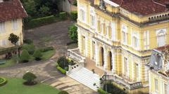 Palacio Rio Negro Stock Footage