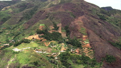 Parque Nacional Da Serra Dos Orgao Stock Footage