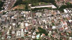 Northern Section Of Parque Da Serra Dos Orgao Stock Footage