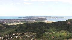 Buzios aerial Stock Footage