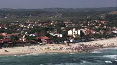 Beach In Saquarema Stock Footage