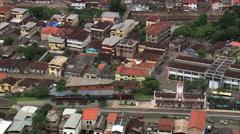 Mariana aerial Stock Footage