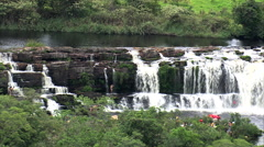 Cachoeira Grande Stock Footage