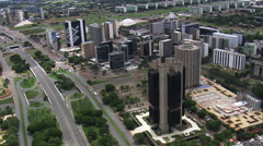 Central Bank Of Brazil Stock Footage