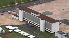Leonel De Moura Brizola National Library Stock Footage