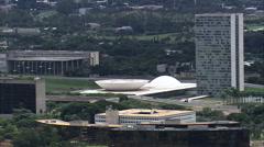 Planalto Palace Stock Footage
