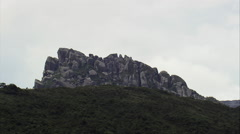 Itatiaia National Park Southern Edge Stock Footage