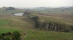 Crag Lough Stock Footage