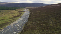 River Dee Stock Footage