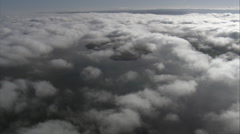 Fog Over The Shannon Esturay Stock Footage