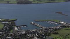 Dingle Harbour Stock Footage