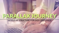 Parallax Journey Stock After Effects