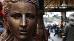 Stables Market in London - stock footage