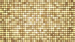 Starlight Gold Stock Footage