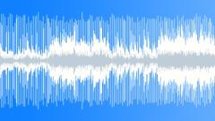 Vibrant Ukulele (with kick drum, no crash +claps) loop - stock music