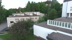Alvar Aalto Museum Stock Footage