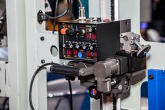 Equipment for welding and cutting Stock Photos
