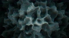 3D Noise - 4K Professional 3D Fractal Noise Displacement Stock Footage