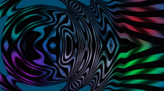 WAVE VARIATIONS 07,Abstract video background. Stock Footage
