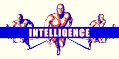 Intelligence Stock Illustration