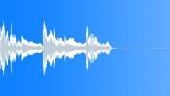 Percussive Game Over 04 Sound Effect