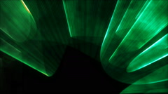 Looped Laser Lights Dance Background Stock Footage