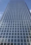 Canary Wharf - stock photo