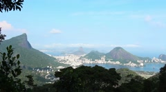 Rio de Janeiro Video PostCard - 1080p Stock Footage