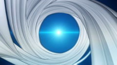 Spiral background. Seamless loop Stock Footage