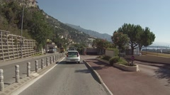 Log in Principality of Monaco Stock Footage