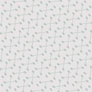 Pattern background retro wallpaper icon. Vector graphic Stock Illustration