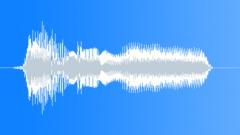 Cartoon dog sad pain howl Sound Effect