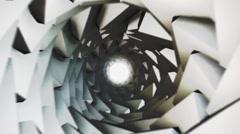 Ancient Spiral Logo Reveal Kuvapankki erikoistehosteet