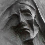 Tombstone sculpture Stock Photos