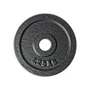 1.25 kilogram barbell weight Stock Photos