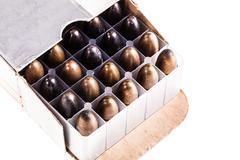 Bullet box Stock Photos