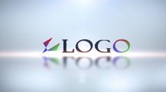 Elegant Logo Reveal v2 Stock After Effects