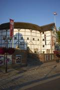 London, England - July 24, 2011: Globe Theatre Stock Photos