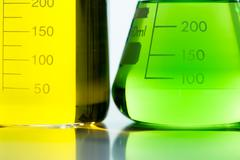 Chemical, Science, Laboratory, Test Tube, Equipment - stock photo