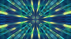 Abstract background, colorful light, fractal, loop Stock Footage