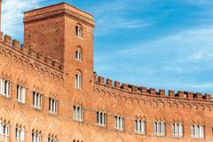 Siena - stock photo