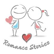 Romance Stories Meaning Find Love And Romances - stock illustration