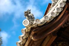 Japansese pagoda Stock Photos